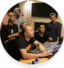 AES Myanmar Music Production