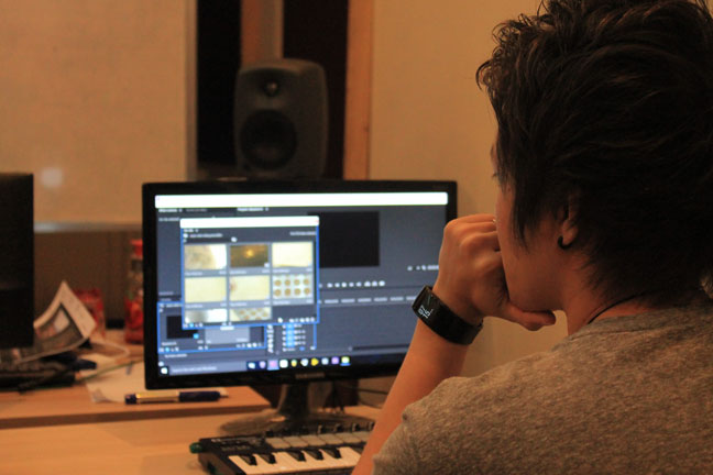AES Myanmar Video Editing